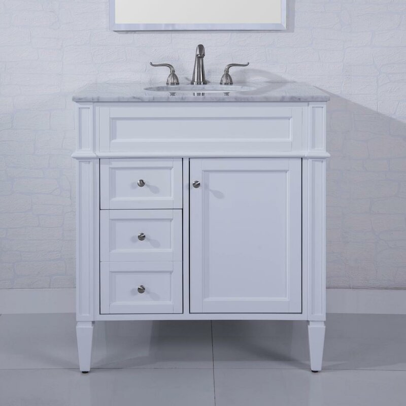 Antoinette 32 Single Bathroom Vanity Set