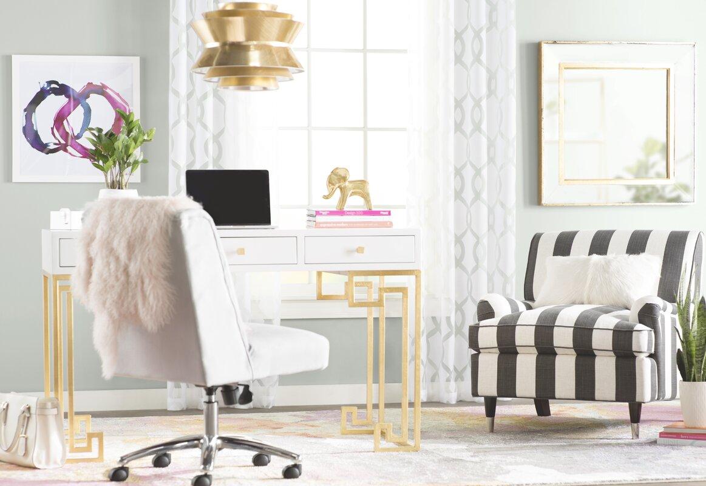 Willa arlo interiors blaire armchair reviews - Willa arlo interiors keeley bar cart ...
