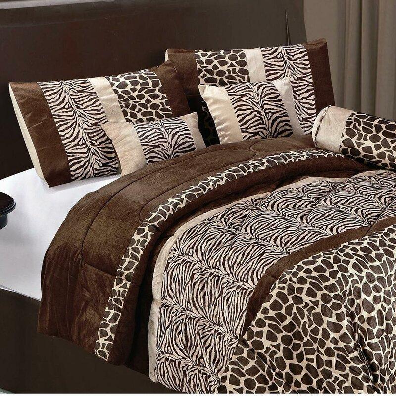 Lacozee Safari Bed Set