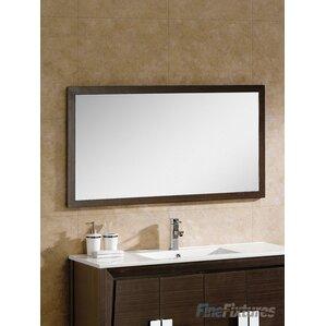 Bathroom Mirror You Look Fine black mirrors you'll love | wayfair