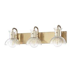 modern vanity lighting. jaxon 3light vanity light modern lighting
