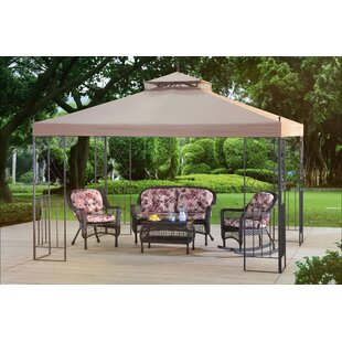 Parlay 10 Ft. W X 12 Ft. D Steel Patio Gazebo