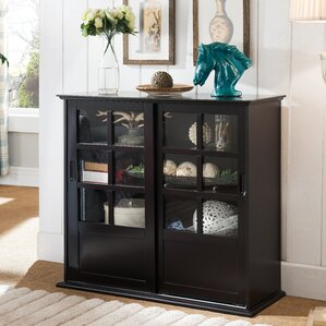 Caledonian Curio Cabinet by Red Barrel..