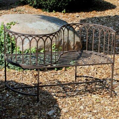 gartenb nke aus metall bankart doppelb nke. Black Bedroom Furniture Sets. Home Design Ideas