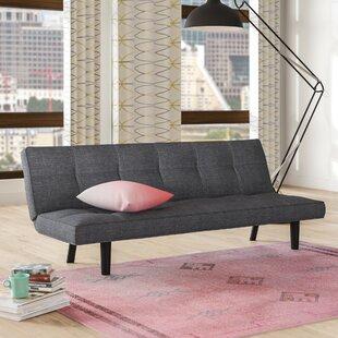 Chantal Wood Frame Convertible Sofa
