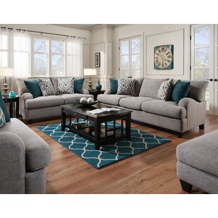 Charming Rosalie Configurable Living Room Set