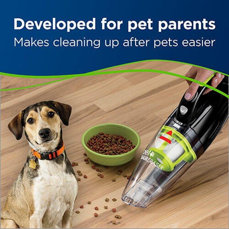 Bissell Pet Hair Eraser Cordless Bagless Handheld Vacuum Reviews