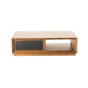 Shirlene Coffee Table by Union Rustic