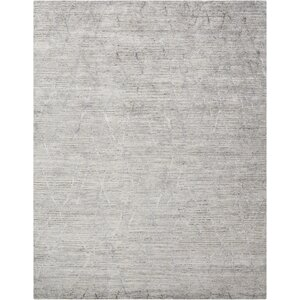 Carter Hand-Knotted Surf Area Rug