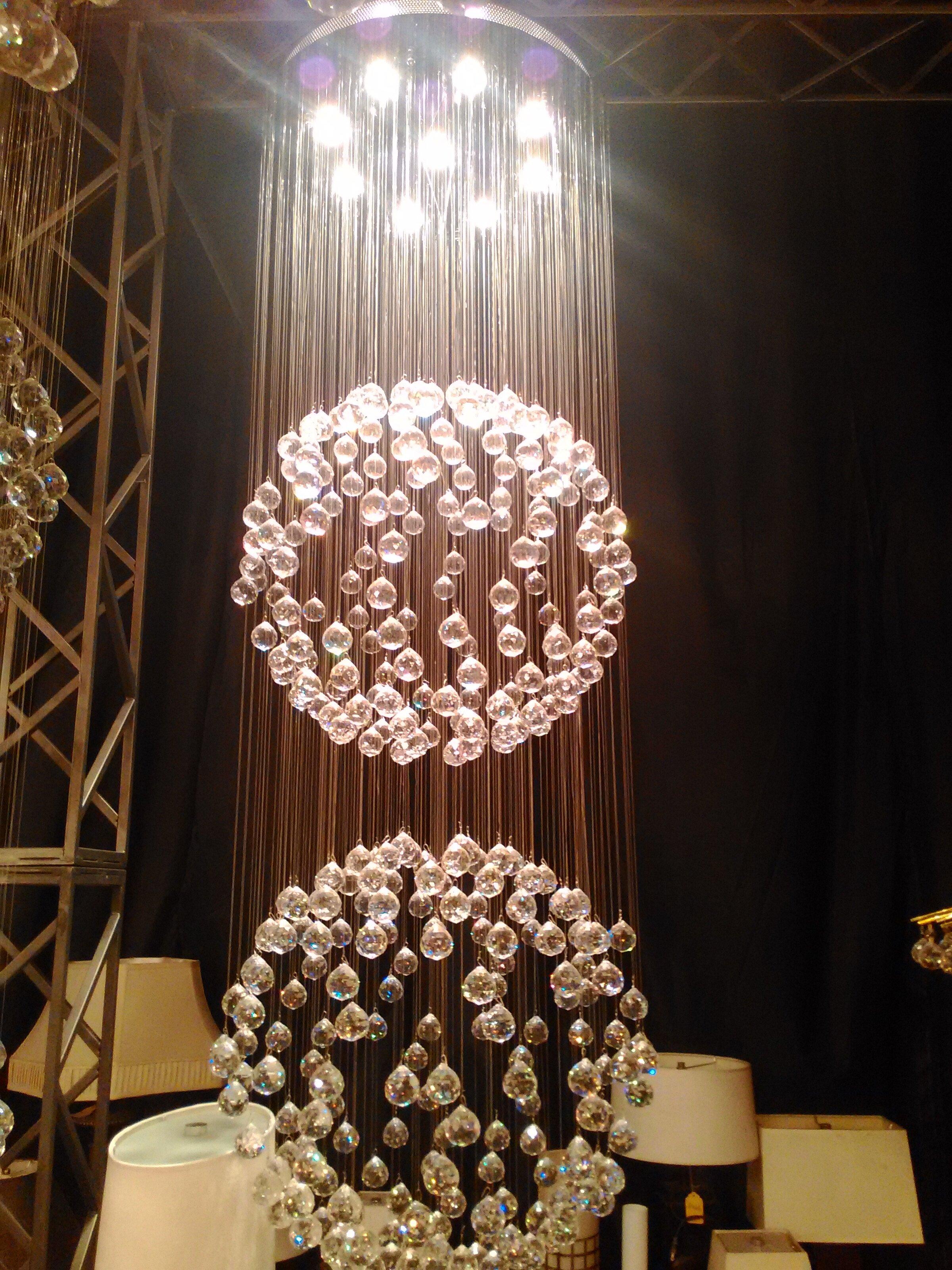 Orren Ellis Latrobe Contemporary 9-Light Chandelier | Wayfair