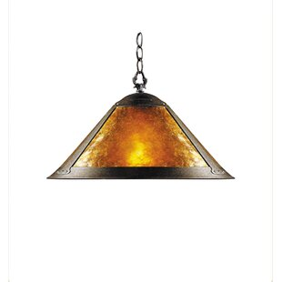 Mica 1-Light Cone Pendant  sc 1 st  Wayfair & Mica Shade Pendant Lights | Wayfair