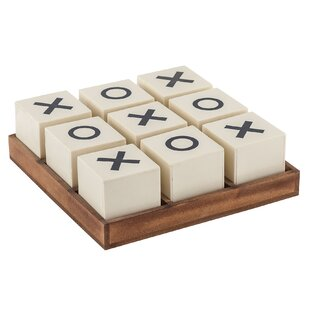 ed7bf8aeb382 Crossnought Tic-Tac-Toe Game. By Sterling Industries