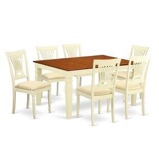 Royalston 7 Piece Dining Set