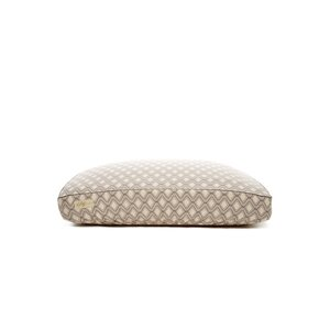 Deluxe Geometric Dog Bed Cover