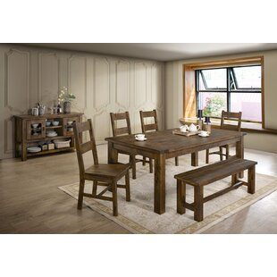 Brickhouse 6 Piece Dining Set