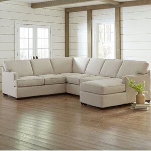 Rockford 120  Right-Facing Sectional : u shaped sectional sofas - Sectionals, Sofas & Couches