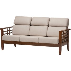 Baxton Studio Armanno 3 Seater Living Room S..