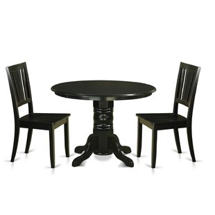 Shelton 3 Piece Dining Set