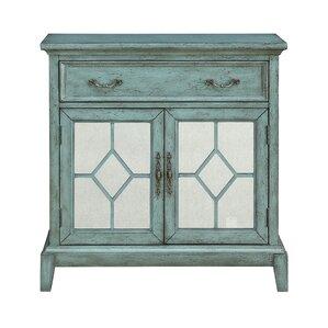 2 Door 1 Drawer Cabinet | Wayfair