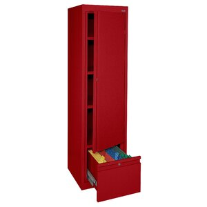 Systems Series 1 Door Storage Cabinet