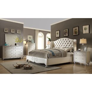 Classic Bedroom Set Furniture Painting
