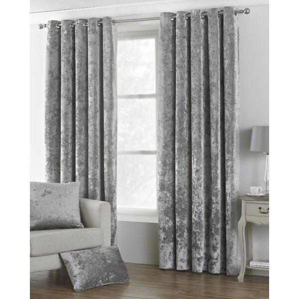 Rosdorf Park Reiban Eyelet Room Darkening Curtains