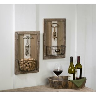 Wine Cork Holder Frame Wayfaircouk