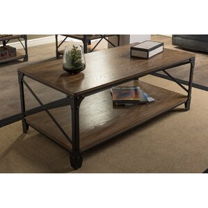 Elesa Coffee Table by Gracie Oaks