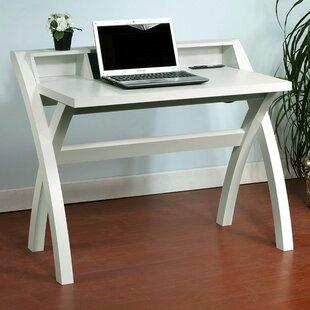 Ducharme Sleek Contemporary Cross Legs Writing Desk