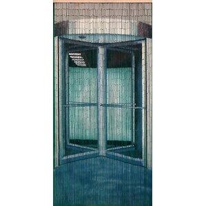 Revolving Door Single Curtain Panel