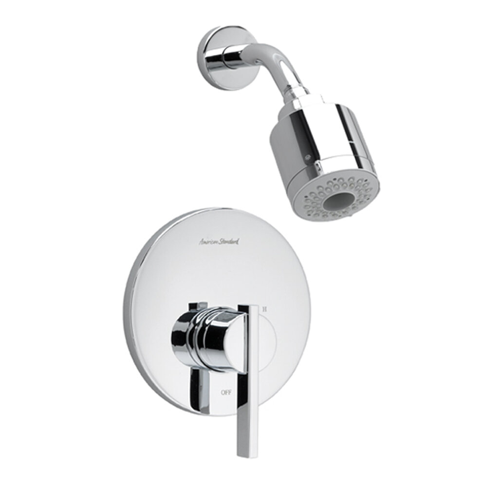 American Standard Berwick Flowise Diverter Shower Faucet Trim Kit ...