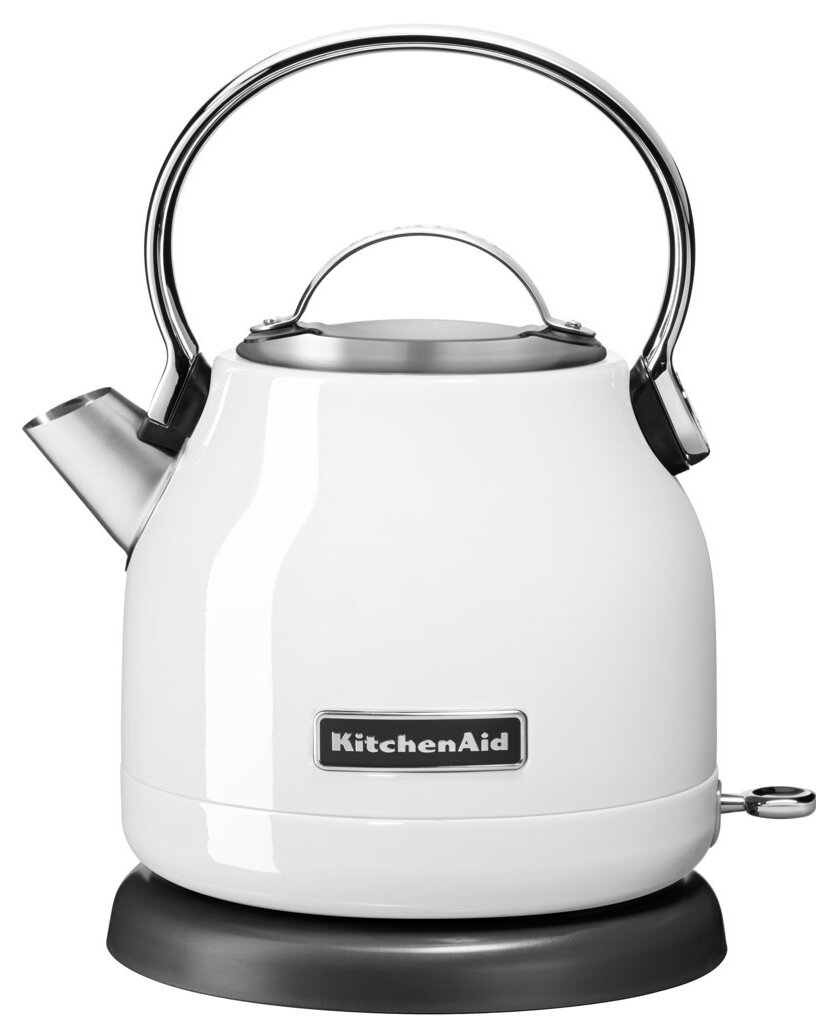 Kitchenaid Classic Dome 1 25l Stainless Steel Electric Kettle