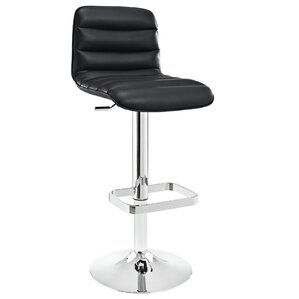 Ripple Adjustable Height Swivel Bar Stool by Modway