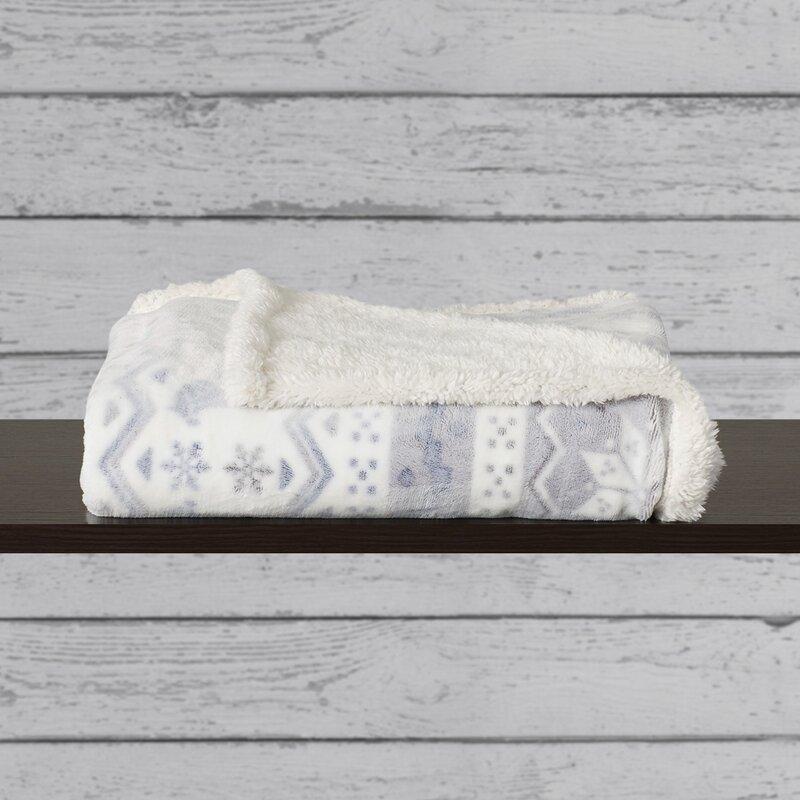 Loon Peak Birchwood Throw Blanket Reviews Wayfair Beauteous Loon Throw Blanket