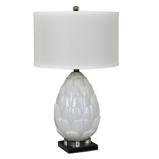 Charming Tamu Artichoke 28u0027u0027 Table Lamp