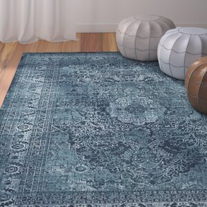 Josue Blue Area Rug