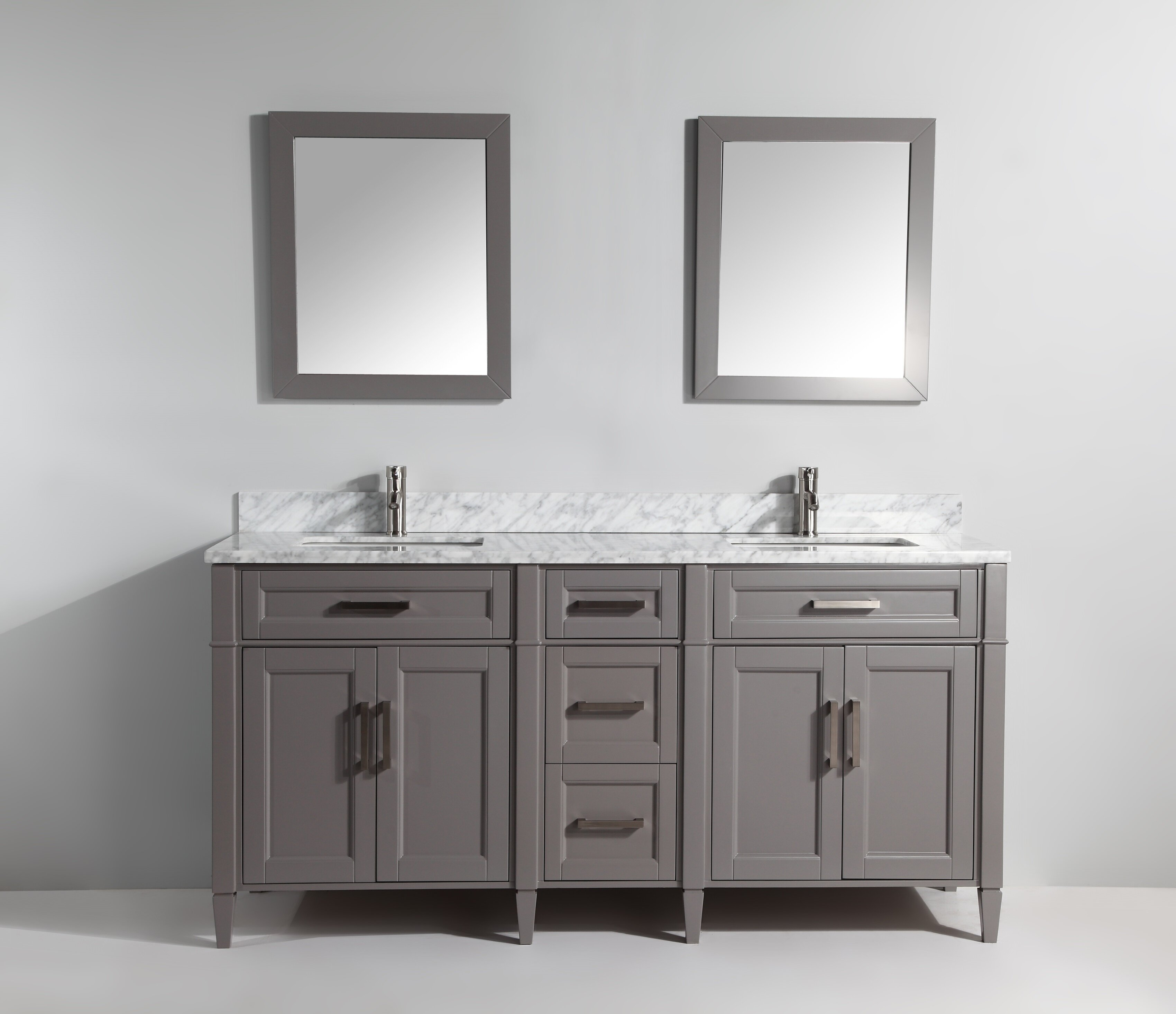 vanity with double pdp carrara art home bathroom countertop marble ca wayfair reviews countertops mirrors improvement stone