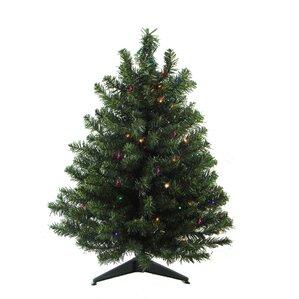 Tabletop Christmas Trees You'll Love Wayfair - Vintage Artificial Christmas Trees