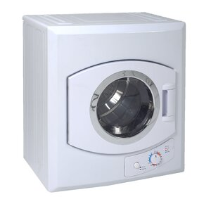 2.6 cu. ft Electric Dryer