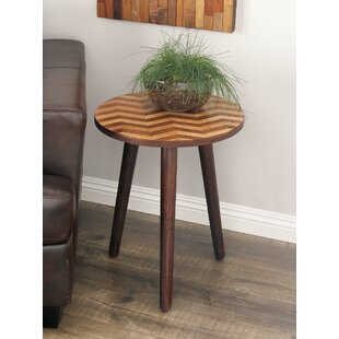 Dos Palos Contemporary End Table