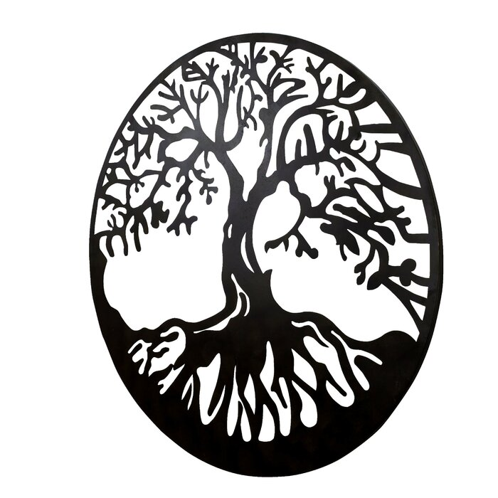Tree Of Life Metal Wall Décor