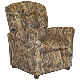 Cordle Timber Camo Kids Recliner By Zoomie