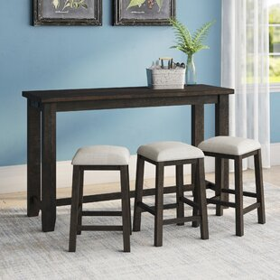 Kentwood Multi-purpose 4 Piece Pub Table Set