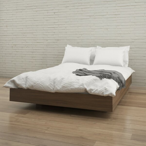 Modern & Contemporary Floating Bed Frame | AllModern
