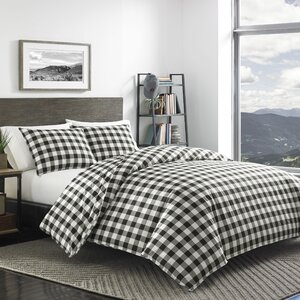 Mountain 100% Cotton Reversible Duvet Set