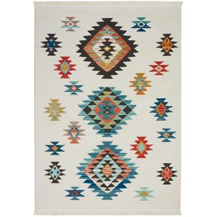 Price comparison Pittsfield White Area Rug By Union Rustic