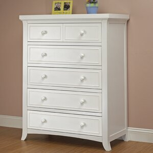 Alex 5 Drawer Chest by Sorelle