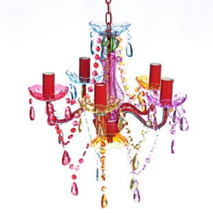 Multi coloured chandeliers wayfair save aloadofball Image collections