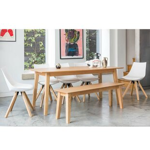 Bench Seating Dining Table Sets Youll Love Wayfaircouk