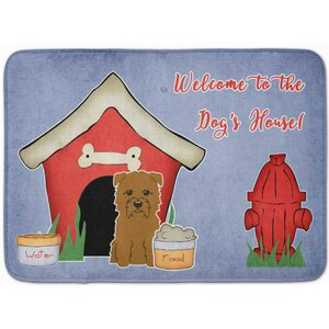 Dog House Glen of Imal Memory Foam Bath Rug